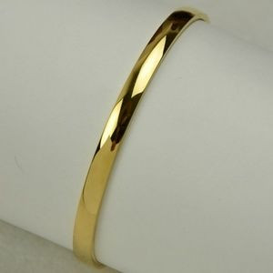 "New Kate Spade Idiom"" Heart of Gold"" Bangle"